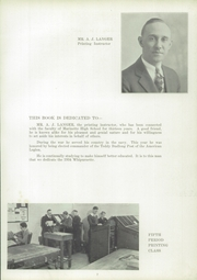 Page 11, 1934 Edition, Marinette High School - Whipurnette Yearbook (Marinette, WI) online yearbook collection