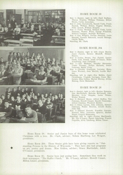 Page 12, 1934 Edition, Marinette High School - Whipurnette Yearbook (Marinette, WI) online yearbook collection