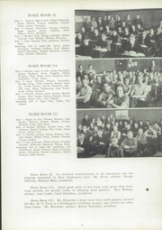 Page 15, 1934 Edition, Marinette High School - Whipurnette Yearbook (Marinette, WI) online yearbook collection