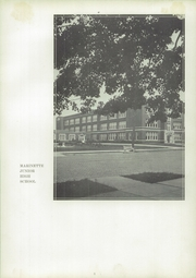 Page 9, 1934 Edition, Marinette High School - Whipurnette Yearbook (Marinette, WI) online yearbook collection