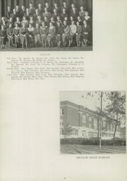 Page 14, 1935 Edition, Marinette High School - Whipurnette Yearbook (Marinette, WI) online yearbook collection