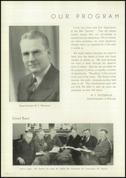 Page 12, 1941 Edition, Marinette High School - Whipurnette Yearbook (Marinette, WI) online yearbook collection
