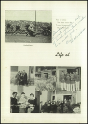 Page 14, 1941 Edition, Marinette High School - Whipurnette Yearbook (Marinette, WI) online yearbook collection
