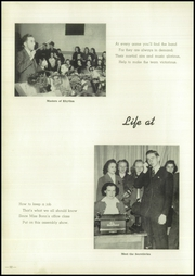 Page 16, 1941 Edition, Marinette High School - Whipurnette Yearbook (Marinette, WI) online yearbook collection