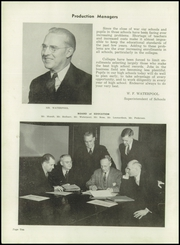 Page 14, 1947 Edition, Marinette High School - Whipurnette Yearbook (Marinette, WI) online yearbook collection
