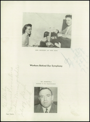 Page 16, 1947 Edition, Marinette High School - Whipurnette Yearbook (Marinette, WI) online yearbook collection