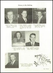 Page 17, 1947 Edition, Marinette High School - Whipurnette Yearbook (Marinette, WI) online yearbook collection