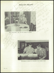 Page 13, 1951 Edition, Marinette High School - Whipurnette Yearbook (Marinette, WI) online yearbook collection