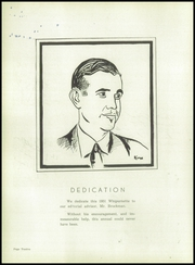 Page 16, 1951 Edition, Marinette High School - Whipurnette Yearbook (Marinette, WI) online yearbook collection