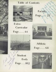 Page 7, 1956 Edition, Marinette High School - Whipurnette Yearbook (Marinette, WI) online yearbook collection