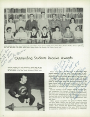 Page 10, 1958 Edition, Marinette High School - Whipurnette Yearbook (Marinette, WI) online yearbook collection