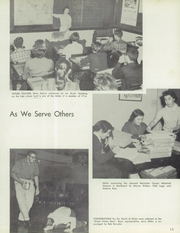 Page 17, 1958 Edition, Marinette High School - Whipurnette Yearbook (Marinette, WI) online yearbook collection
