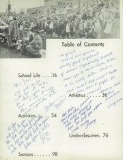Page 6, 1958 Edition, Marinette High School - Whipurnette Yearbook (Marinette, WI) online yearbook collection