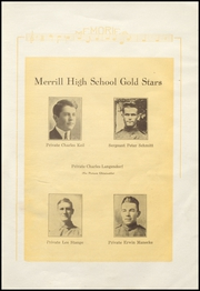 Page 7, 1919 Edition, Merrill High School - Kemo Yearbook (Merrill, WI) online yearbook collection