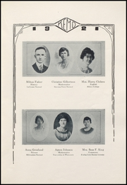 Page 11, 1921 Edition, Merrill High School - Kemo Yearbook (Merrill, WI) online yearbook collection