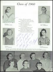 Page 16, 1960 Edition, Merrill High School - Kemo Yearbook (Merrill, WI) online yearbook collection