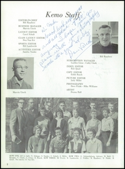 Page 6, 1960 Edition, Merrill High School - Kemo Yearbook (Merrill, WI) online yearbook collection