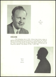 Page 10, 1951 Edition, Wilmot Union High School - Panther Yearbook (Wilmot, WI) online yearbook collection