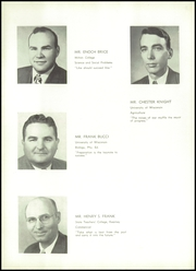 Page 14, 1951 Edition, Wilmot Union High School - Panther Yearbook (Wilmot, WI) online yearbook collection