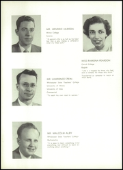 Page 16, 1951 Edition, Wilmot Union High School - Panther Yearbook (Wilmot, WI) online yearbook collection