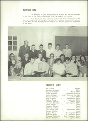 Page 8, 1951 Edition, Wilmot Union High School - Panther Yearbook (Wilmot, WI) online yearbook collection