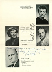 Page 16, 1958 Edition, Wilmot Union High School - Panther Yearbook (Wilmot, WI) online yearbook collection