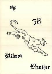 Page 6, 1958 Edition, Wilmot Union High School - Panther Yearbook (Wilmot, WI) online yearbook collection