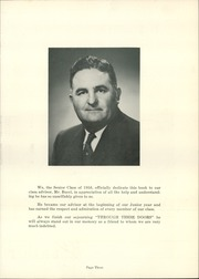 Page 7, 1958 Edition, Wilmot Union High School - Panther Yearbook (Wilmot, WI) online yearbook collection