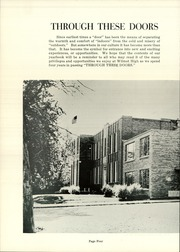 Page 8, 1958 Edition, Wilmot Union High School - Panther Yearbook (Wilmot, WI) online yearbook collection