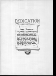 Page 12, 1929 Edition, Stoughton High School - Yahara Yearbook (Stoughton, WI) online yearbook collection
