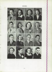 Page 13, 1939 Edition, Stoughton High School - Yahara Yearbook (Stoughton, WI) online yearbook collection