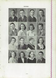Page 15, 1939 Edition, Stoughton High School - Yahara Yearbook (Stoughton, WI) online yearbook collection
