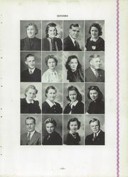 Page 17, 1939 Edition, Stoughton High School - Yahara Yearbook (Stoughton, WI) online yearbook collection