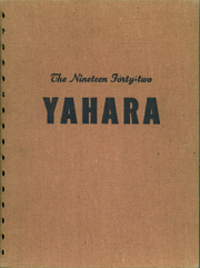 Page 1, 1942 Edition, Stoughton High School - Yahara Yearbook (Stoughton, WI) online yearbook collection