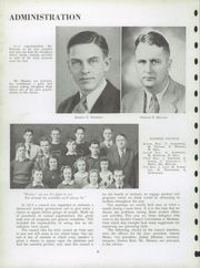 Page 10, 1942 Edition, Stoughton High School - Yahara Yearbook (Stoughton, WI) online yearbook collection