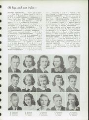 Page 17, 1942 Edition, Stoughton High School - Yahara Yearbook (Stoughton, WI) online yearbook collection