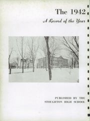Page 4, 1942 Edition, Stoughton High School - Yahara Yearbook (Stoughton, WI) online yearbook collection