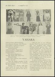 Page 10, 1947 Edition, Stoughton High School - Yahara Yearbook (Stoughton, WI) online yearbook collection