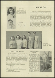 Page 12, 1947 Edition, Stoughton High School - Yahara Yearbook (Stoughton, WI) online yearbook collection