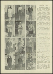 Page 14, 1947 Edition, Stoughton High School - Yahara Yearbook (Stoughton, WI) online yearbook collection