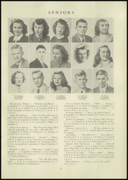 Page 17, 1947 Edition, Stoughton High School - Yahara Yearbook (Stoughton, WI) online yearbook collection
