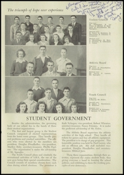Page 7, 1947 Edition, Stoughton High School - Yahara Yearbook (Stoughton, WI) online yearbook collection