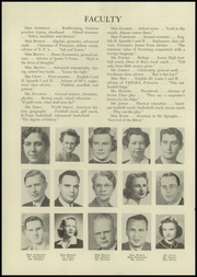 Page 8, 1947 Edition, Stoughton High School - Yahara Yearbook (Stoughton, WI) online yearbook collection