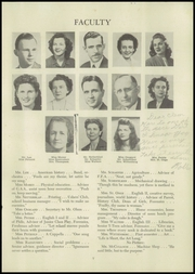 Page 9, 1947 Edition, Stoughton High School - Yahara Yearbook (Stoughton, WI) online yearbook collection