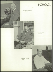 Page 12, 1958 Edition, Stoughton High School - Yahara Yearbook (Stoughton, WI) online yearbook collection