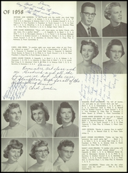 Page 17, 1958 Edition, Stoughton High School - Yahara Yearbook (Stoughton, WI) online yearbook collection