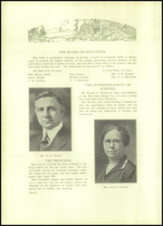 Page 14, 1927 Edition, Rice Lake High School - Aurora Yearbook (Rice Lake, WI) online yearbook collection