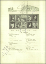 Page 16, 1927 Edition, Rice Lake High School - Aurora Yearbook (Rice Lake, WI) online yearbook collection