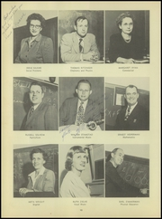 Page 12, 1950 Edition, Rice Lake High School - Aurora Yearbook (Rice Lake, WI) online yearbook collection