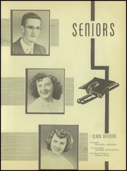 Page 15, 1950 Edition, Rice Lake High School - Aurora Yearbook (Rice Lake, WI) online yearbook collection